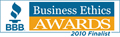 BBB Business Ethics Award